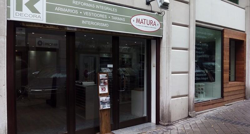 MATURA reformas en Madrid - Calle Galileo 93 - Reformas y Tarimas