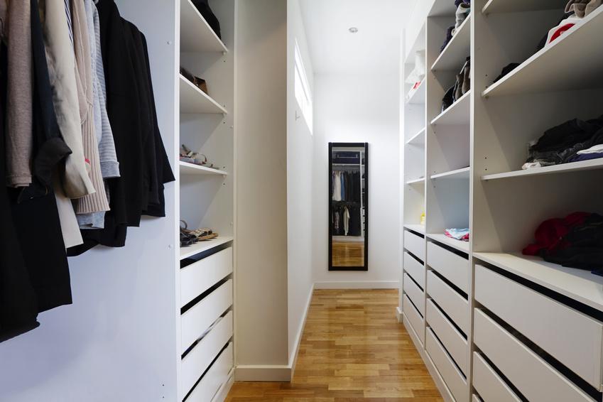 La importancia de los armarios