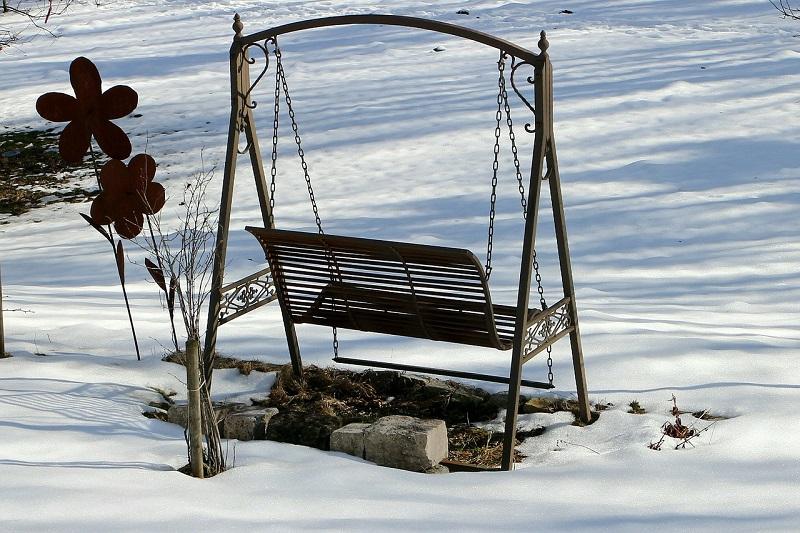 El jardín en invierno - Matura Las Rozas