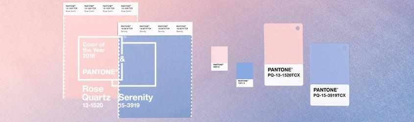 Pintar tu casa colores Pantone de 2016 - Del sitio Web de Pantone