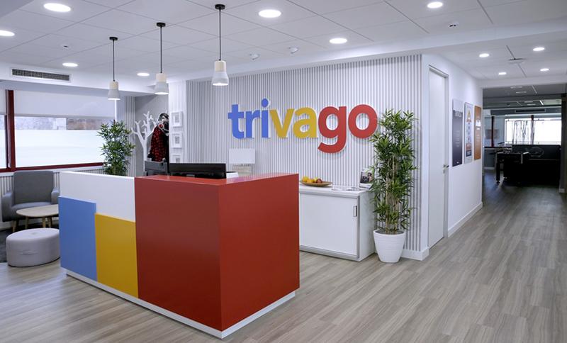 Oficinas de Trivago - Imagen de Decoesfera - Reformar tu oficina
