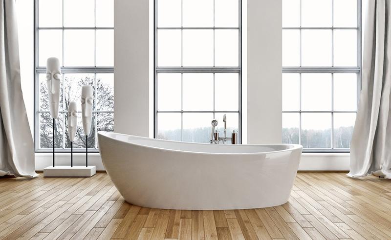 Tarimas en cuartos de baño - Reformas integrales en Pozuelo de Alarcón - Matura