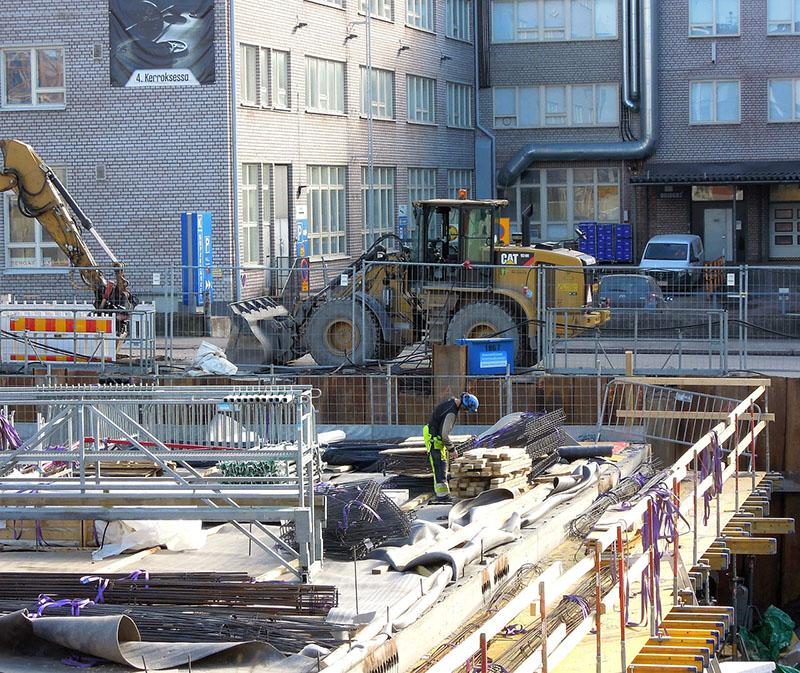 La construcción para en Agosto - Matura - Reformas integrales Madrid